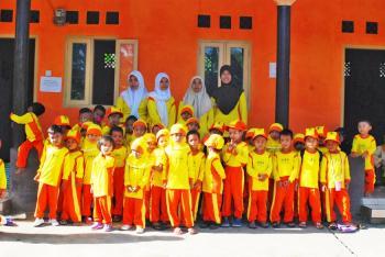 Pendidikan Anak Usia Dini (PAUD)